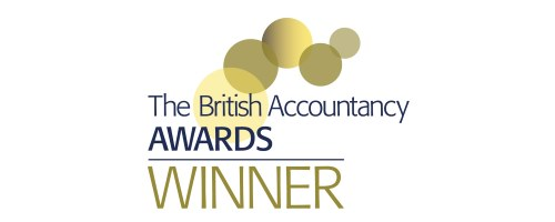 TC Debt Solutions British Accountancy Awards winner